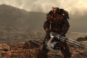 Fallout 76 FOV Jacket New For Gamers
