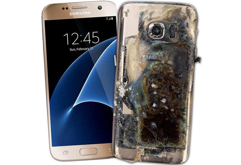 Galaxy S7 Overheating
