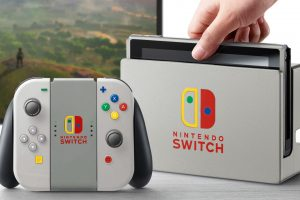 Nintendo Switch Mods