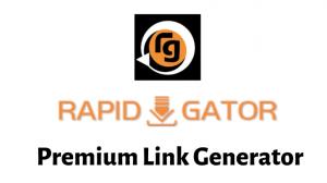 Rapidgators Premium Link Generator