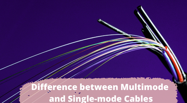 single mode cables